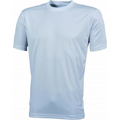 Funktions løbe t-shirt til sport og fritid