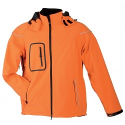 vinter softshell jakke