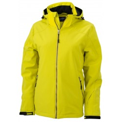 softshell jakke dame, vinter