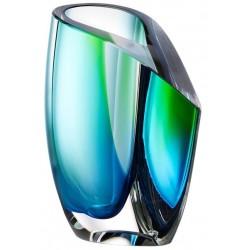 Kosta Boda Mirage vase 15,5 cm.