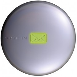 Postkasse alarm