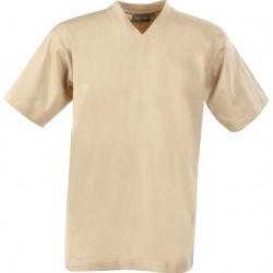 MacOne t-shirts, v-hals, 180g/m2