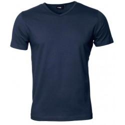 T-shirts, v-hals, 175g/m2