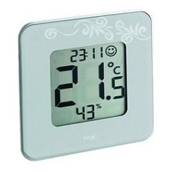 Termometer + hygrometer