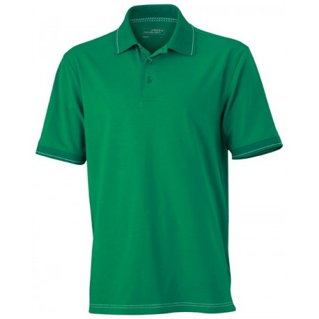 Poloshirt, herre,  170 gram pr m2