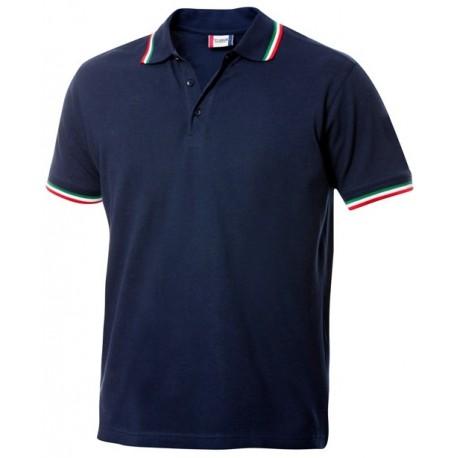 Poloshirt, unisex, 100% bomuld
