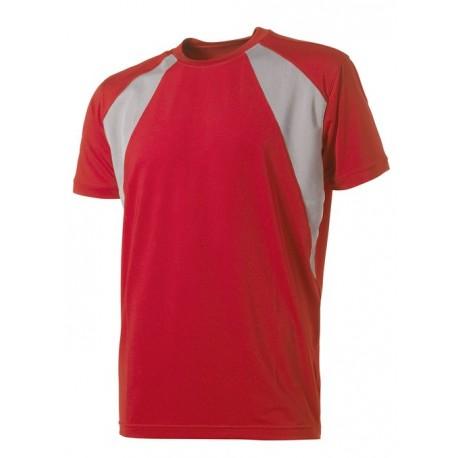 DAD Tofarvet Funktionel T-shirt