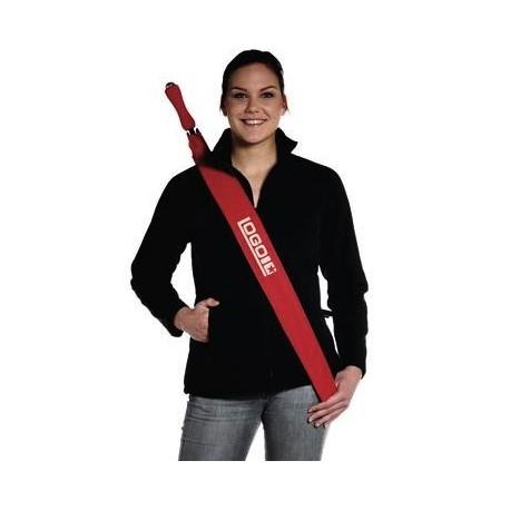 Paraply 103cm Ø med rygtaske