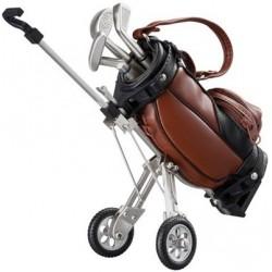 Golftaske med kuglepenne   581100879A09