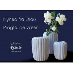 Eslau vaser 190mm høj x 127mm Ø