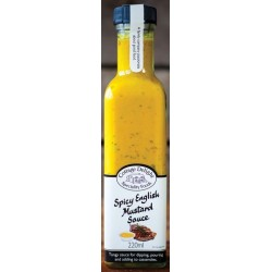 Spicy English Mustard Sauce