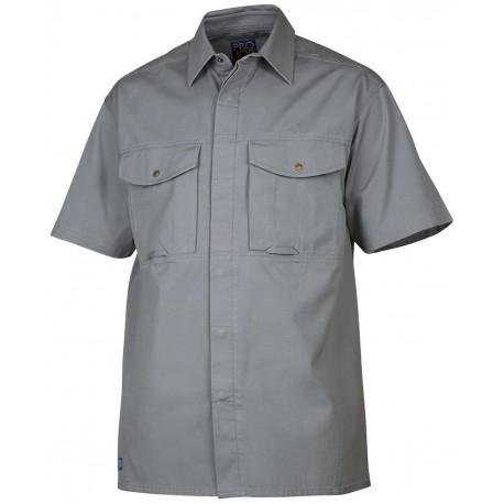 ProJob arbejdsskjorter 100% bomuld