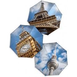 Paraplyer med digitaltryk