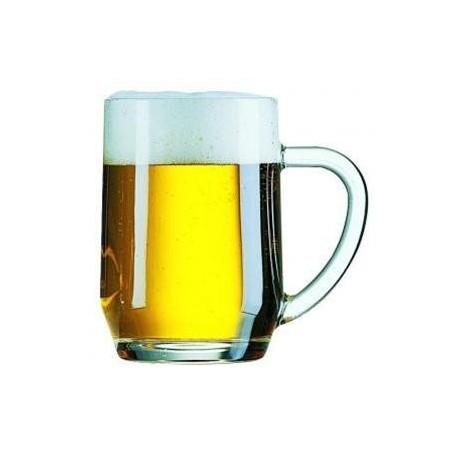 Glas ølkrus, 56cl