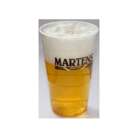 Stabelbart plast drikkebæger. 300 cl.