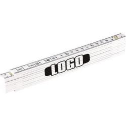 Meterstok i kraftig glasfiber 2 mtr   3601a32
