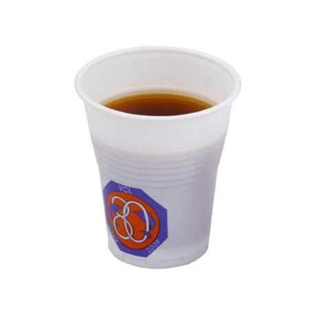 Stabelbart plast drikkebæger. 150 cl