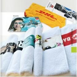 Håndklæder med fototryk 500g pr m2