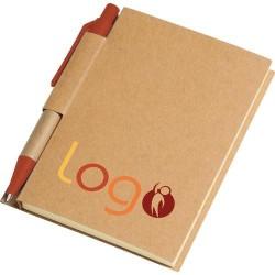 Notesbog med kuglepen 3640A32