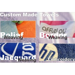 Håndklæder specialfremstillede