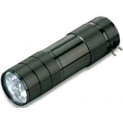 Aluminium LED lommelampe