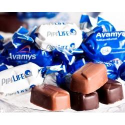 Chokolader med 1-farve logo