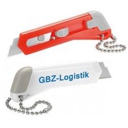Hobbykniv med nøglekæde