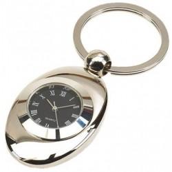 Nøglevedhæng med indbygget ur,