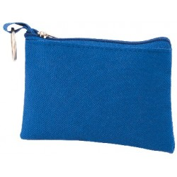 Nøgletaske med lynlås