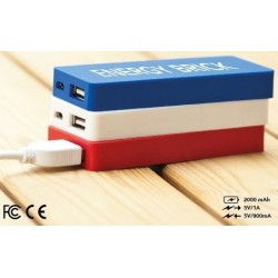 Power Bank oplader batteri