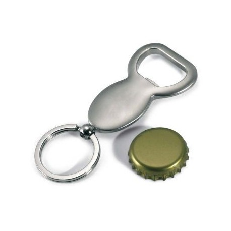 Luxoriøs metal nøglevedhæng med oplukker,