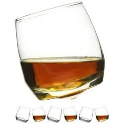 Whiskyglas med rund bund 6stk   5015280a38