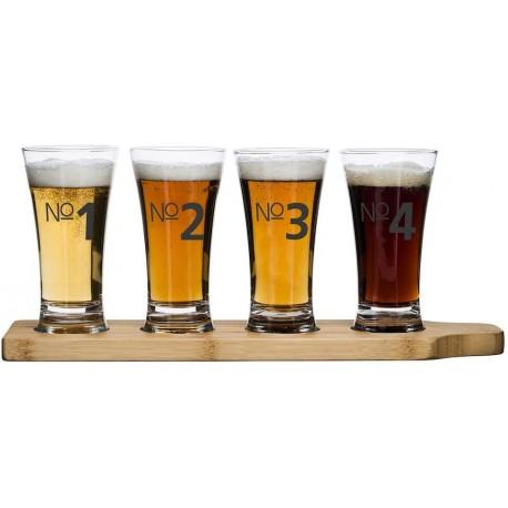Øl Prøvesmagningsglas