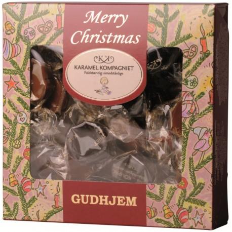 Gaveæske med julekarameller