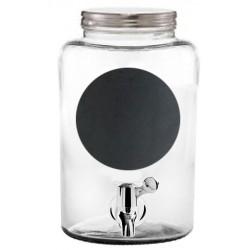 Vandtank med vandhane 3,7 ltr