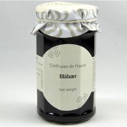 Fransk blåbær syltetøj 270g. 5600020A28