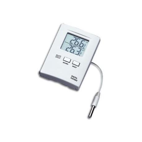 Elektronisk  thermometer