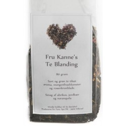 The, Fru Kannes the blanding, 80 gram