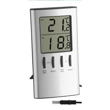 Elektronisk max/min termometer