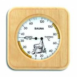 Sauna thermometer og hygrometer 401007a162