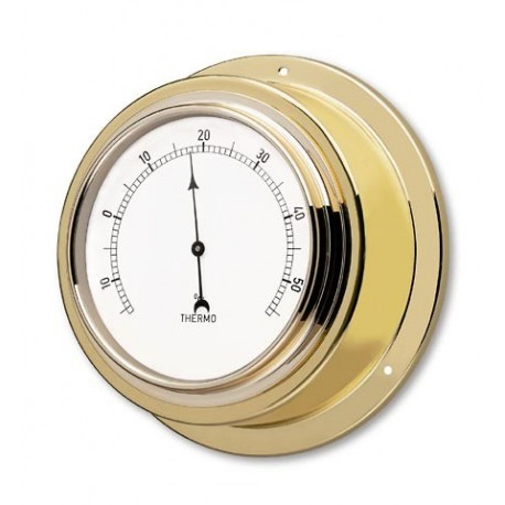 Messing thermometer