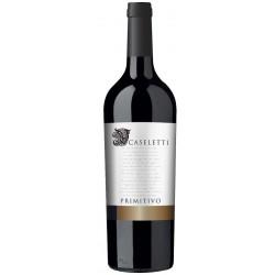 Rødvin Caseletti Primitivo
