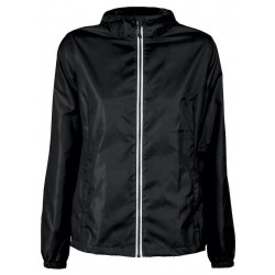 Windbreaker i vandafvisende materiale, dame