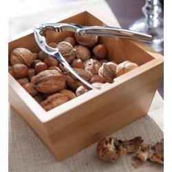 Nøddeknækkere med bambus skåle