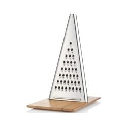 EGO stål rivejern 20 cm med bambus bakke outlet