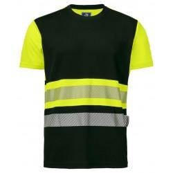 Sikkerheds t-shirts EN ISO 20471-klasse 1            6020A386020A38