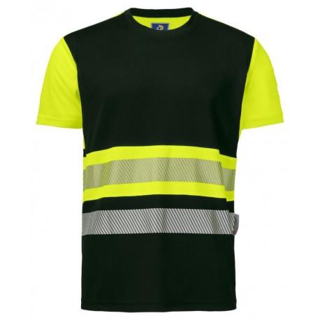 Sikkerheds t-shirts EN ISO 20471-klasse 1