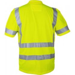 Sikkerheds polo-shirts EN ISO 20471-klasse 2/3