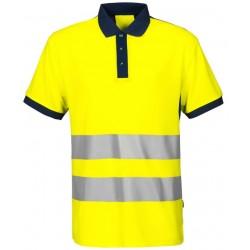Sikkerheds t-shirts EN ISO 20471-klasse 2         6009A38