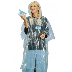 Regn Ponchoer incl tryk